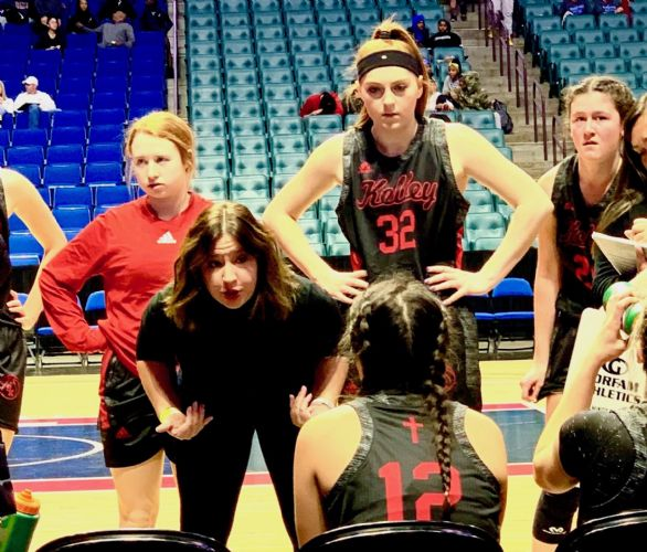 Coweta to name Jade Allison as girls hoops coach