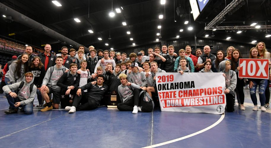3A/4A dual state roundup: Tigers� Ten: Tuttle breezes to another dual title