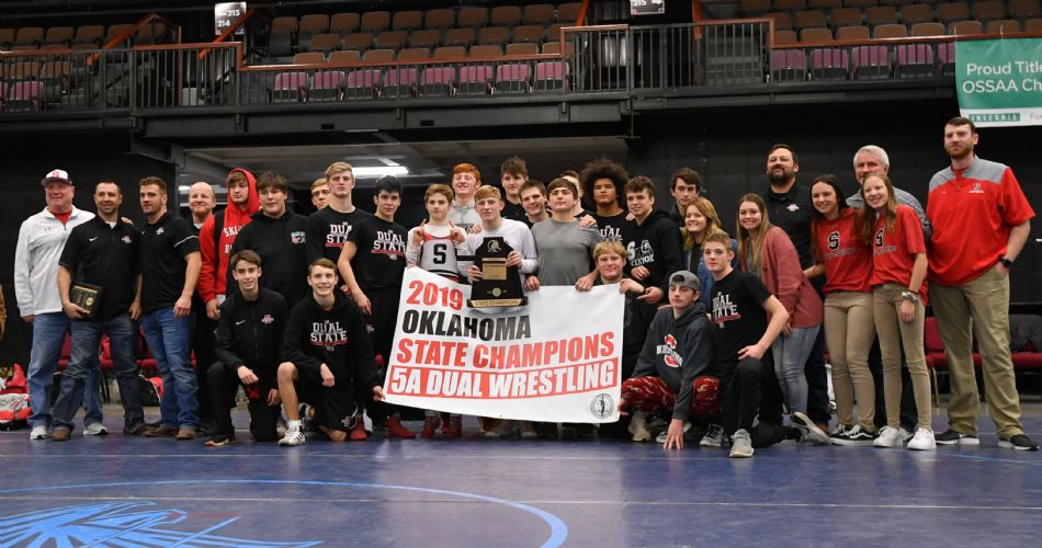 5A/6A dual state roundup: Taylor sends Skiatook to first title