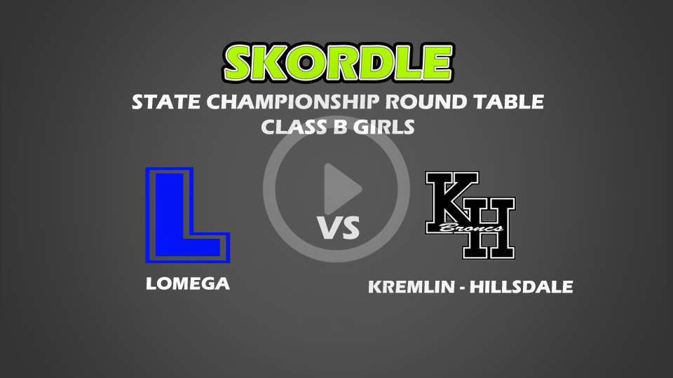Class B Girls Round Table